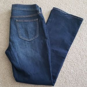 SweetHeart Jeans old navy bootcut size 12